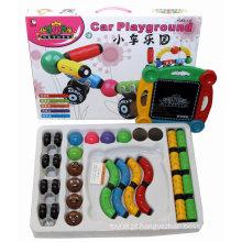 Brinquedos engraçados dos miúdos de conexão