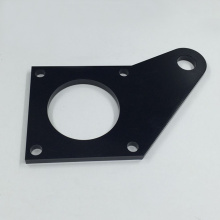 Precisionsbearbetning Aluminium Upper Alxe Housing