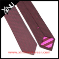 Mens Private Label Luxury Custom Embroidered Silk Ties