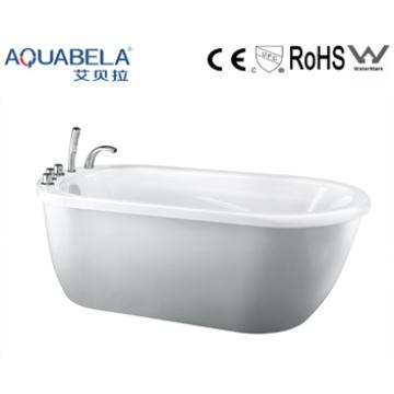 Cupc Modern Simple Style Solid Surface Bathtub (JL618)