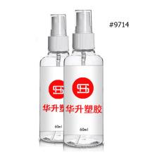 Mist Spray Bottle Factory Direct Supply High Quality 60ml 100ml Pet Plastic Spray Bottle