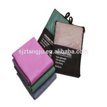 Customized quick dry Microfiber Towel Sports /Gym /Travel Towel