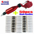 Solong Tattoo Permanent Makeup Rotary Tattoo Machine for Body Art