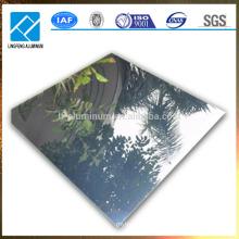 Hoja de aluminio reflectante alto