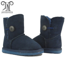Quality for Kids Winter Boots Kids Navy Real Leather youth boys toddlers export to Australia Exporter