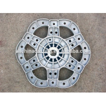 aluminum die casting machining parts
