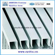 Revêtement en poudre de polyester de haute qualité pour l'aluminium