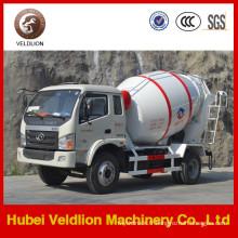 4X2 Petit camion de pompe à béton LHD Foton