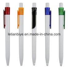 Pluma de promoción barata con logotipo de empresa al por mayor (LT-C736)