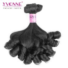 Top Quality Pear Flower Fumi Human Hair