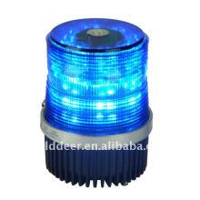 LED piscando farol levado luz de farol azul