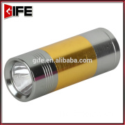 GF-6069 colorful Aluminum Key chain LED flashlight Small torch light