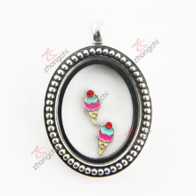 Icecream Charms Fashion Jewelry for Christmas Gift (FC)