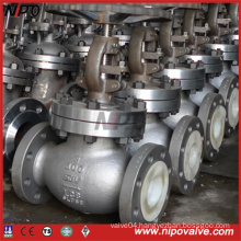 Low Temperature Steel Lcb Flanged Globe Valve