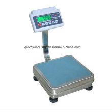 Plataforma de pesaje de banco digital electrónica Ls Series