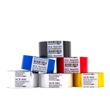 Customizable size 25mm 30mm hot coding foil for expire date printing on HP-241B DY-8 coding machine for medical food industry