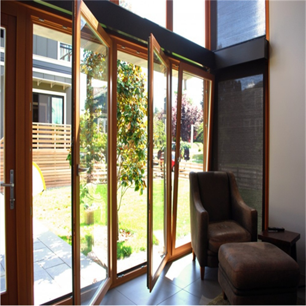 Energy Saving Tilt and Sliding Doors