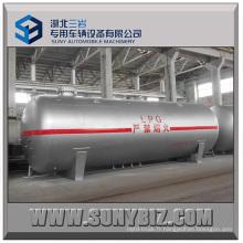32 Cubic Meters LPG Stockage Tanker pour stockage LPG
