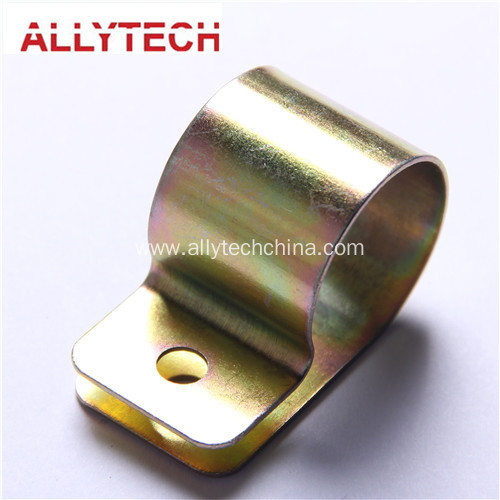 Custom Metal Clamping with Zinc Plated