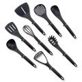 8PCS Nylon Kitchen Cooking Utensil Set