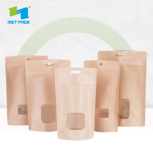 Bolsas compostables biodegradables al por mayor de termosellado