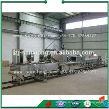 Fruit&vegetable processing equipment line