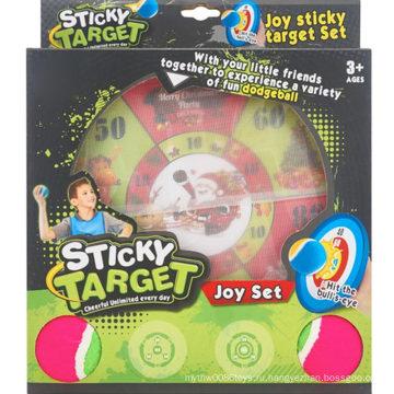 Рождественский дартс совета Sticky целевой игрушки спортивной игрушки