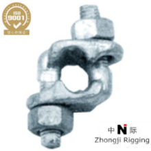 fist grip clip are constructed of high quality hot-galvanized wire rope clip