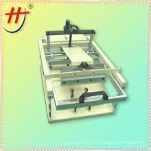 Máquina de impressão de tela cilíndrica manual, máquinas de impressão de tela de casa