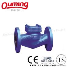 Válvula de Retenção Flangeada em Aço Inox DIN Padrão