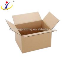 Personalize o tamanho / projete caixas de cartão ondulado que empacotam o tamanho dos cosméticos, caixa de empacotamento de papel da caixa, projeto personalizado