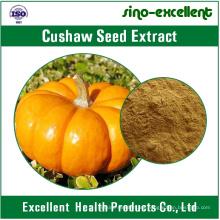 Cushaw extracto de semilla, extracto de semilla de calabaza