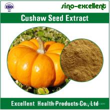 Extrato de semente Cushaw, extrato de semente de abóbora