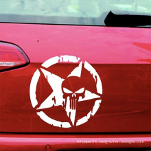Car Decoration Sticker Car Design Self-Adhesive Custom Car Body Sticker