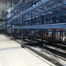Movable Pallet Racking for Chill Store