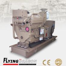 880kw 1100kva marino AC sincrónico del grupo electrógeno accionado por 12 cilindros de inyección electrónica Cummins k38-dm