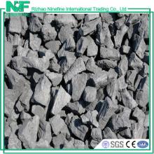 Salières chaudes de coke métallurgique à faible densité de carbone ou de coke de noix