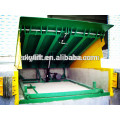 Big load warehouse loading dock leveler and dock ramp
