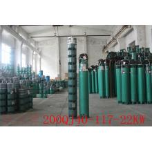 200QJ40-117 type submersible pump