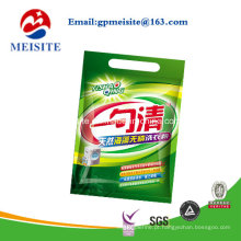 Sacos de pó de lavagem / Detergente de lavanderia Sacos de embalagem de plástico