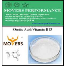 Produit de vitamine de haute qualité: acide orotique / vitamine B13