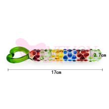 Adulte Sex Toys Dildo en verre cristal pour les femmes Ij_P10043