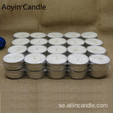 Partihandel ljus i bulk Tealight Candle Cheap