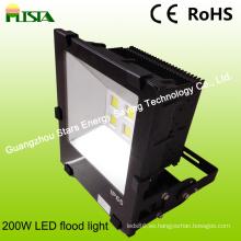 Reflector de 200W LED con disipador de calor Tg200-B de alta calidad