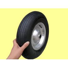 Rubber Wheels Pneumatic Type 16X480/400-8, Used on Trailer, Wheel Barrow, Trolley