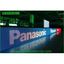 Pantalla LED perimetral de aluminio P10 SMD