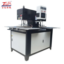 Factory Price for China Manufacturer of Garment Embossing Machine, T-Shirt Embossing Machine, Fabric Label Embossing Equipment, Full Auto Embossed Machine Polychrome multi-color trademark embossing machine export to Italy Exporter