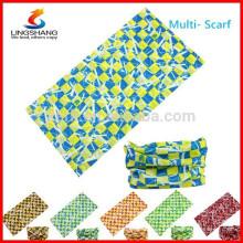 Multifuncional Headwear, bufanda multi, bandana mágica sin costuras