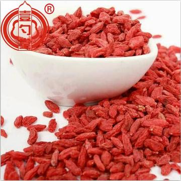 Health Organic Certified Goji Berry Organic Dried Fruit