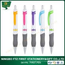 Первая YP155 Новая модель Jumbo Рекламная пластиковая шариковая ручка с серой рукояткой